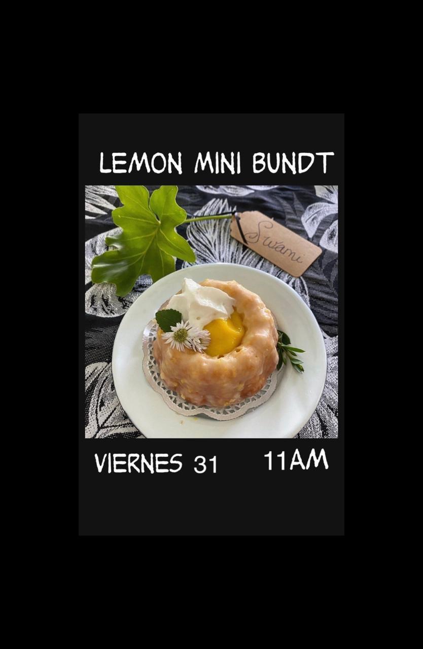 lemon-mini-bundt